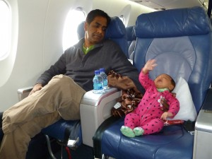 Airline Child and Infant Travel Policies: United States