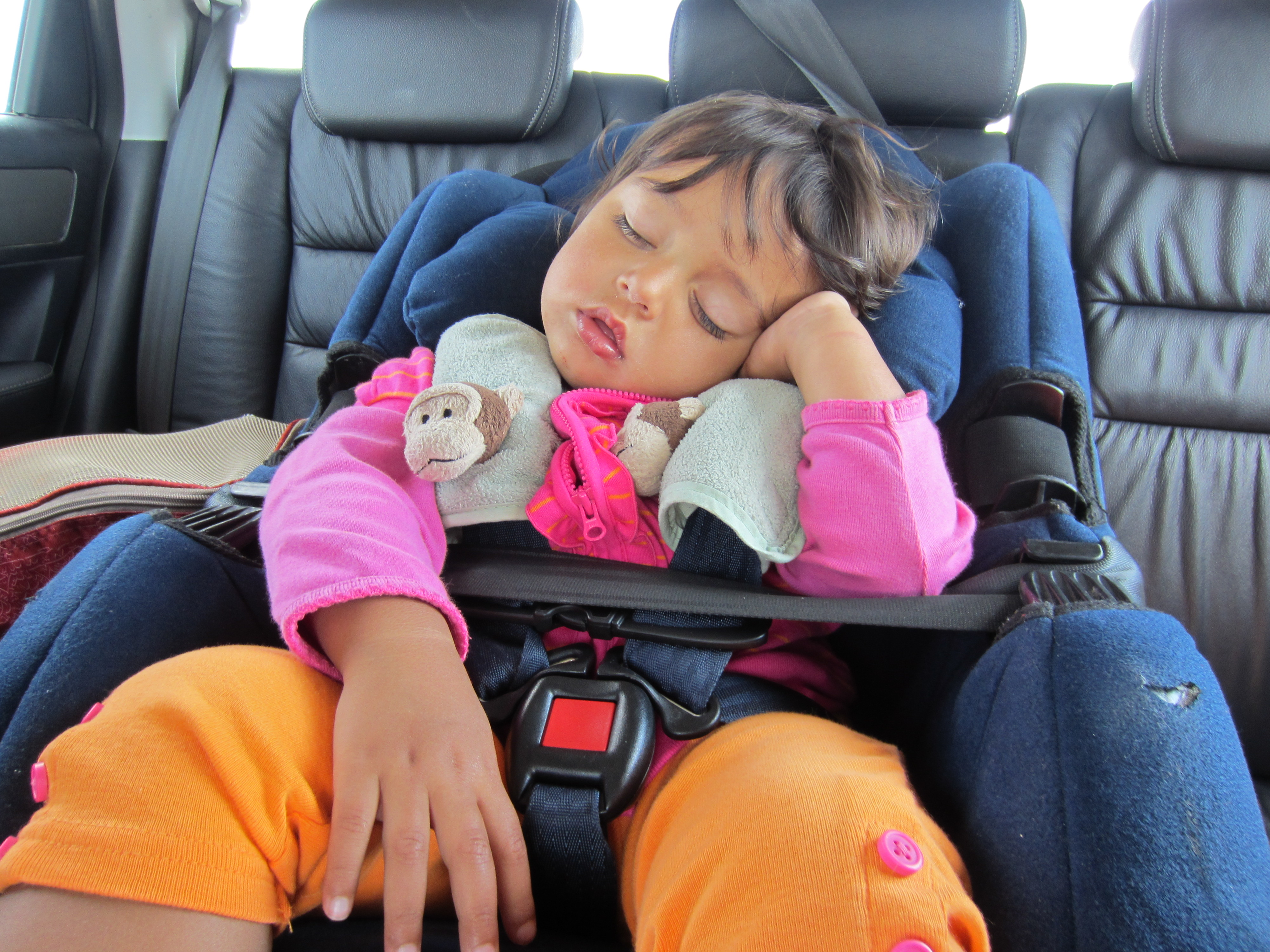 Twelve Tips to Help Baby Survive a Time Zone Change and Jet Lag