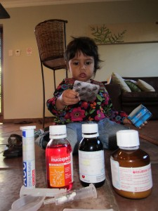 Psuedoephedrine: Why It's Important to Check Baby's Medications