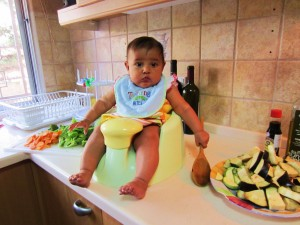 Q&A: What to Feed Baby While Traveling?
