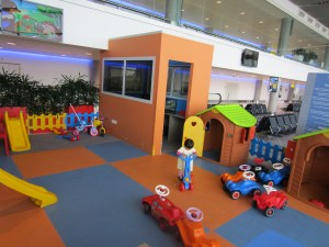 Abu Dhabi Airport Children's Play Area