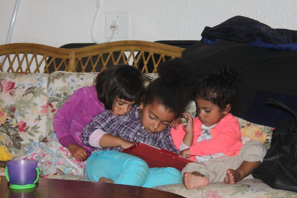 My Eight Favorite Kindle Apps for Toddlers